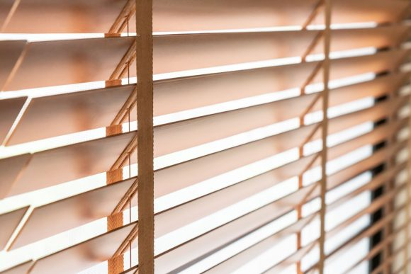 Timber Look Blinds