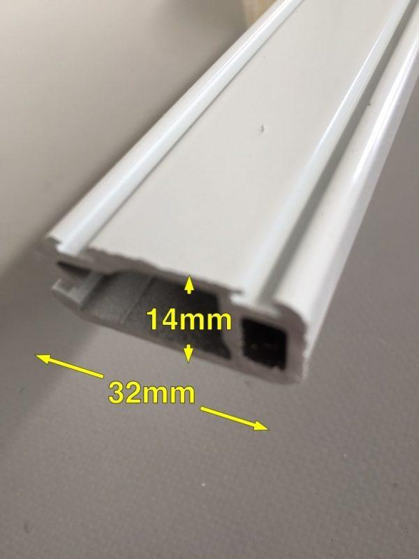 The Force Bottom Rail