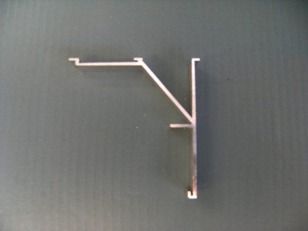 Pelmet Bracket for Vertical Drape Pelmet each