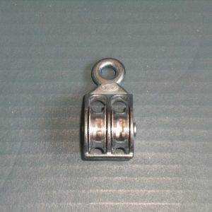 Pulley Double each  Sold With the Pulley Adaptor to attach to your fixing