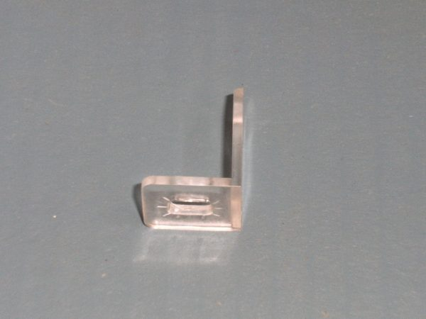 Hold Down Clips Plastic for 25mm/16mm  Pk 3 pairs