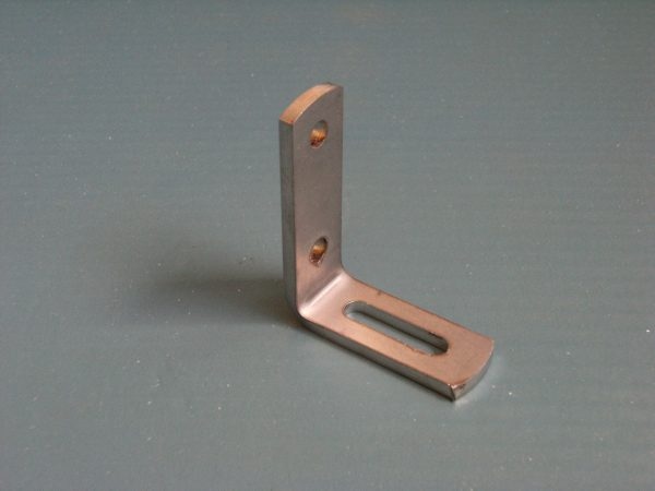 L-Bracket Stainless Steel Pair