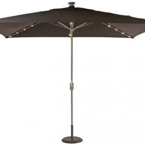 Lumina LED CentrePost Umbrella