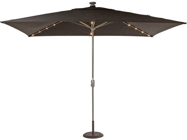Lumina LED CentrePost Umbrella