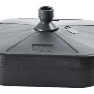 Square Base Plastic 27 KG Mast I D 40mm