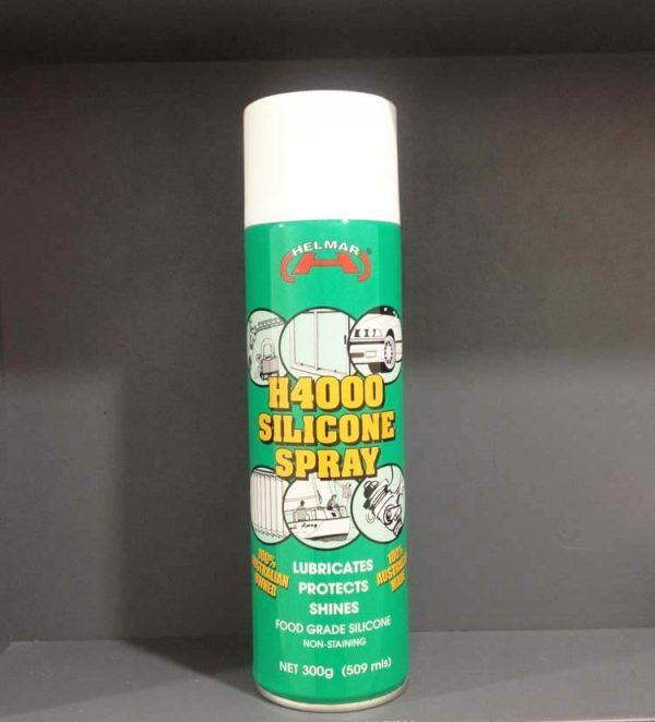 H4000 Silicon Spray 300g