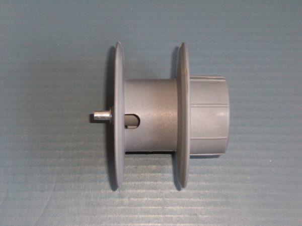 Spool 60mm Grey Plastic each