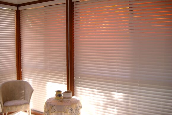Eco PVC Venetian Blinds