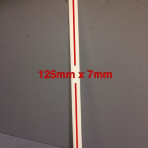 Spacer for Vertical Drapes  (125mm)