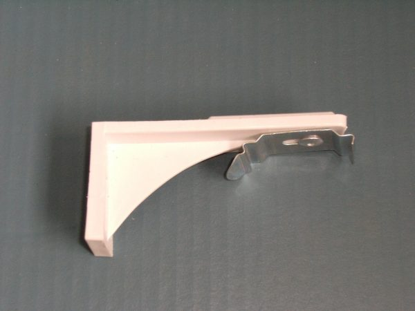 Vertical Drape Bracket Face Fit pk of 3