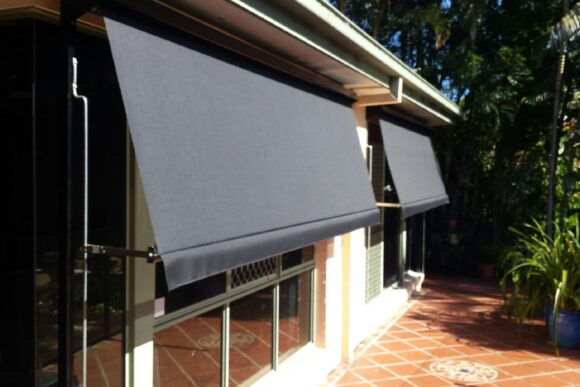 Auto Roll Up Awnings