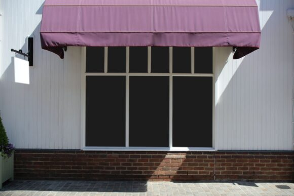 new fabric for awnings