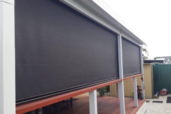 outdoor blinds gold coast