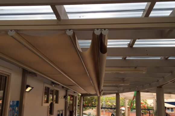 pachetto retractable awnings gold coast