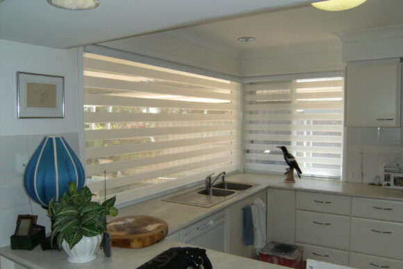 Sheer Elegance Roller Blinds
