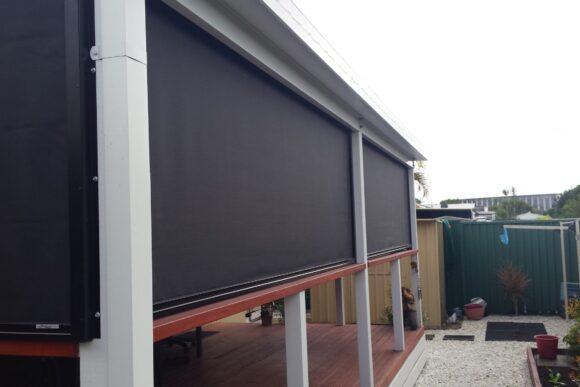 slidetrack outdoor blinds gold coast