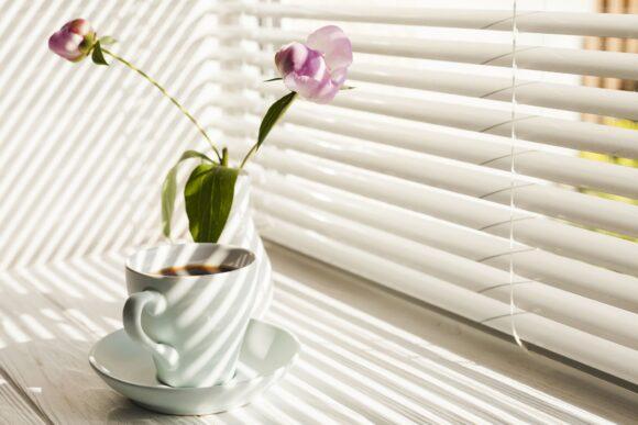 slimline venetian blinds