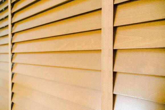 timber blinds